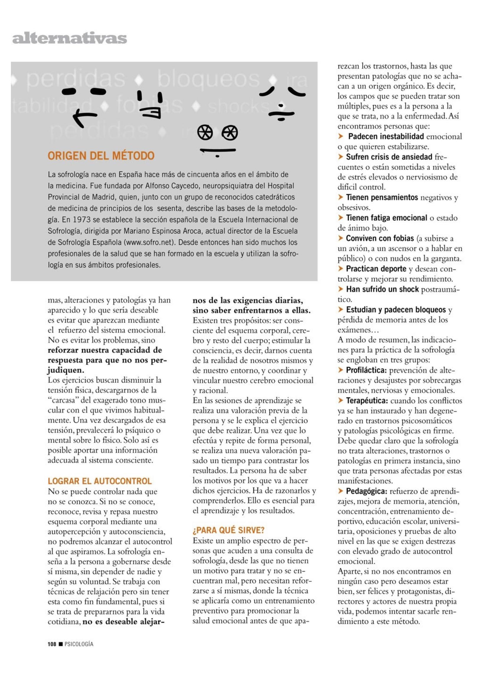 sofrologia medica